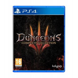 Dungeons 3 Complete Collection - PS4