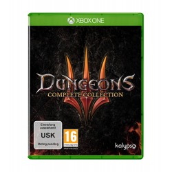 Dungeons 3 Complete Collection - Xbox one