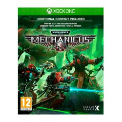 Warhammer 40.000 - Mechanicus - Xbox one