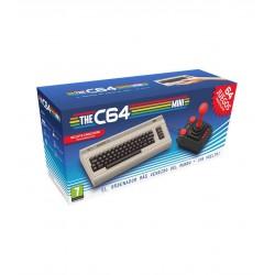 Consola Retro Commodore THEC64 Mini (64 Videojuegos Clásicos)