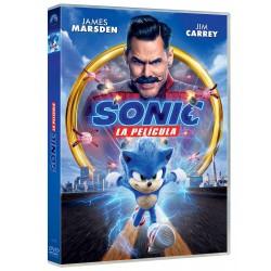 Sonic: la pelicula (dvd) - DVD