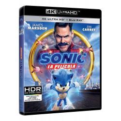 Sonic: la pelicula (4K UHD + BD)