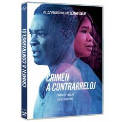 Crimen a contrarreloj (DVD) - DVD