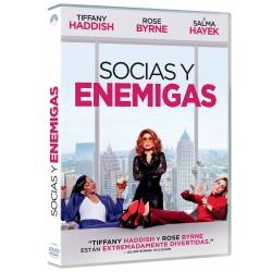 Socias y enemigas (dvd) - DVD