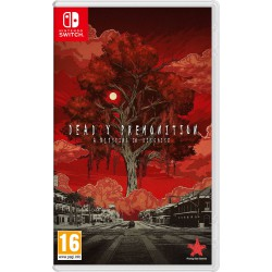 Deadly Premonition 2 - A blessing in disguise - SWI