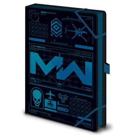 Call of Duty Modern Warfare Notebook