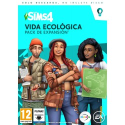 Los Sims 4 Vida Ecológica (Code-in-a-box) - PC