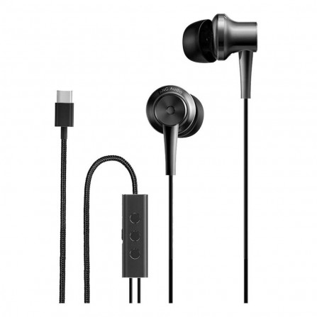 Xiaomi Mi ANC & Type-C in-ear Earphones Negro