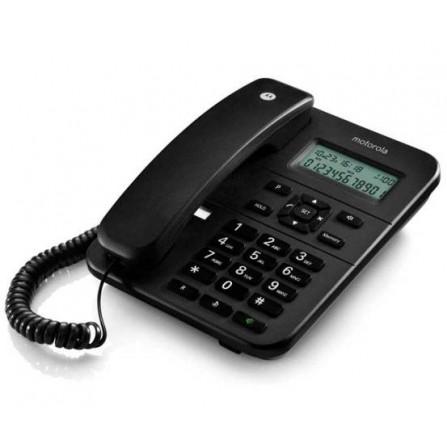 Teléfono Motorola CT202 Negro (con Display)