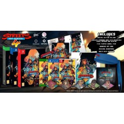 Streets of Rage 4 Signature Edition - SWI