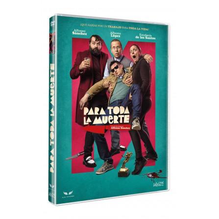Para toda la muerte - DVD