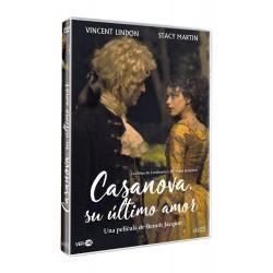 Casanova, su último amor - DVD