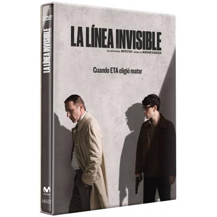 La línea invisible - DVD
