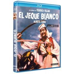 El Jeque Blanco - BD