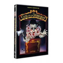 La casa de los horrores - DVD