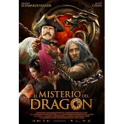 El misterio del dragón - BD