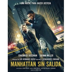 Manhattan sin salida - DVD