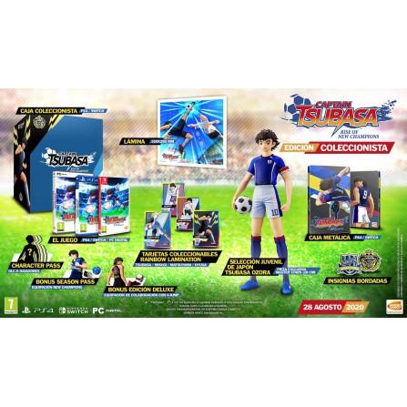 Captain Tsubasa - Rise of Champions Edición Coleccionista - PS4
