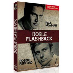 Doble Flashback: (Paul Newman + Robert Redford) - DVD