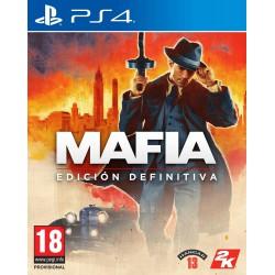 Mafia I Edición Definitiva  - PS4