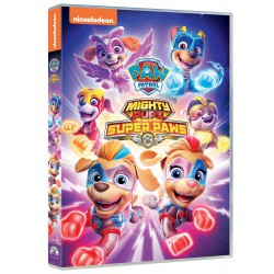 Paw patrol 24: mighty pups super paws (dvd) - DVD