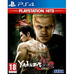 Yakuza Kiwami 2 Hits  - PS4