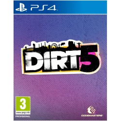 Dirt 5 Day One Edition - PS4