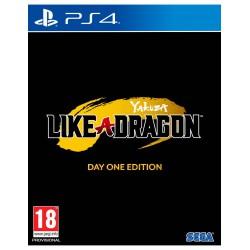 Yakuza - Like a Dragon - PS4