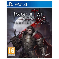 Immortal Realms - Vampire Wars - PS4