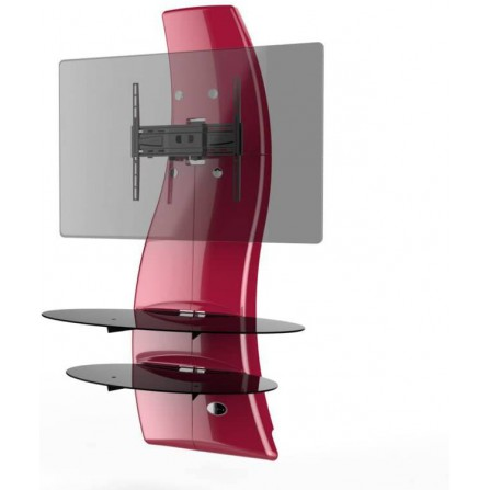 Soporte TV Meliconi Ghost 2000 Red