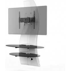 Soporte TV Meliconi Ghost 2000 White