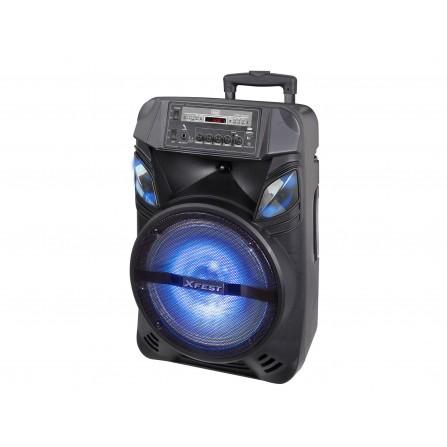 Altavoz Trolley XF 1200 KB Altop Karaoke 100W BT