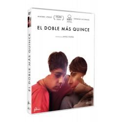 El doble mÁs quince - DVD