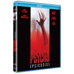 Psycho (Psicosis) - BD