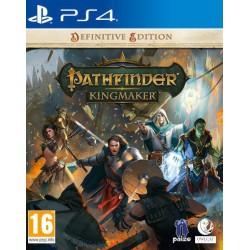 Pathfinder - Kingmaker Definitive Edition - PS4