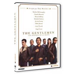 The Gentlemen: Los señores de la mafia - DVD