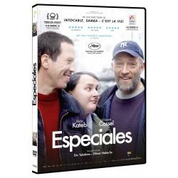 Especiales - DVD