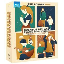 Eric Rohmer. Cuentos de las cuatro estaciones - BD