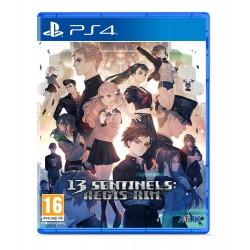 13 Sentinels - Aegis Rim - PS4