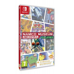 Namco Museum Archives v.2 (DLC) - SWI