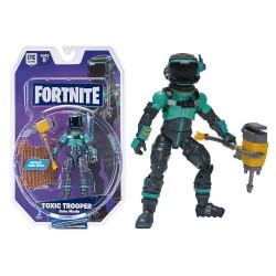 Figura Fortnite 10 cm Toxic Trooper Solo Mode