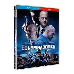CONSPIRADORES, LOS+DVD DIVISA