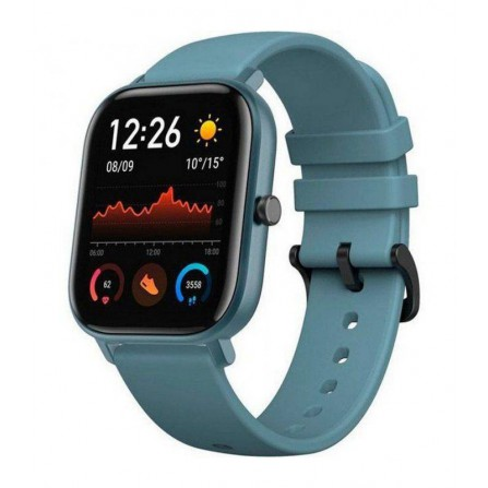 Smartwatch Xiaomi Amazfit GTS Steel Azul