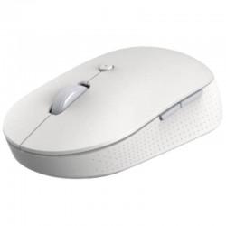 Ratón Inalámbrico Xiaomi Mi Dual Mode Wireless Mouse Silent Edition Blanco