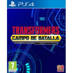 Transformers Battlegrounds - PS4