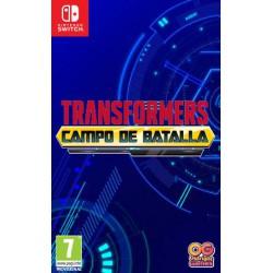 Transformers Battlegrounds - SWI