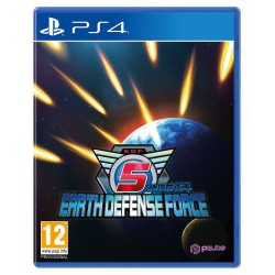 Earth Defence Force 5 - PS4