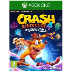 Crash Bandicoot 3 its About Time - Xbox one