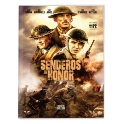 Senderos de honor - DVD