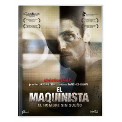 El Maquinista - El hombre sin sueño - DVD